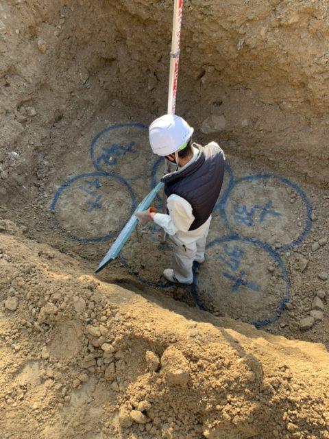 兵庫県某浄水場GIコラム工法