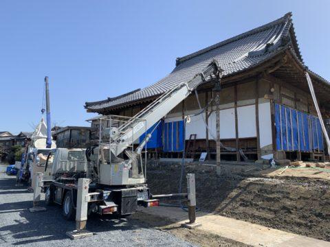 滋賀県栗東市某寺院