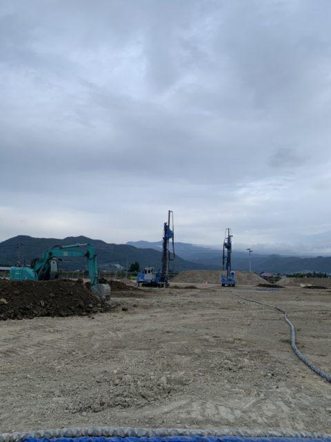 山形県某現場 DHJ-15 GI-80