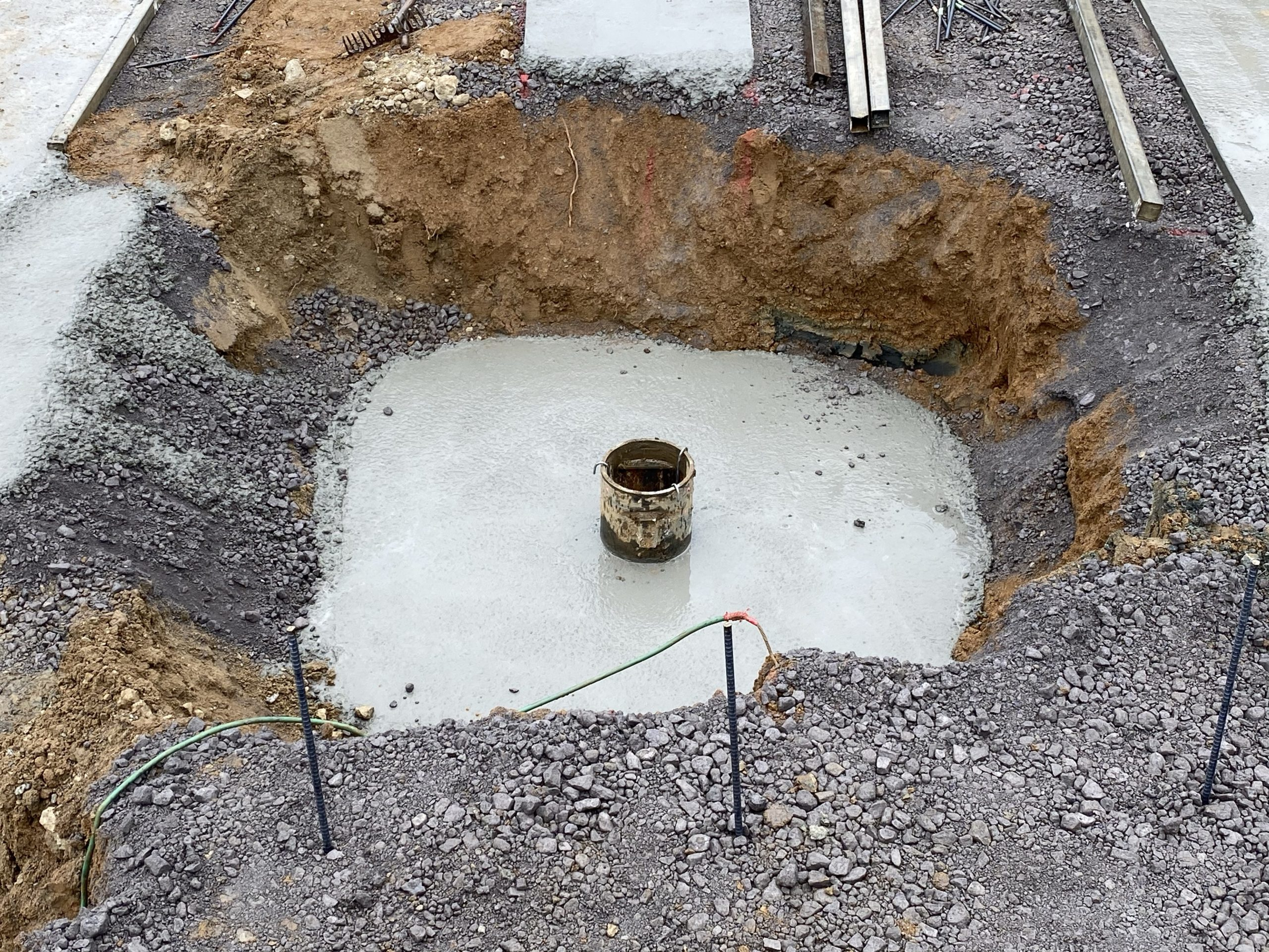 奈良県某新築工事