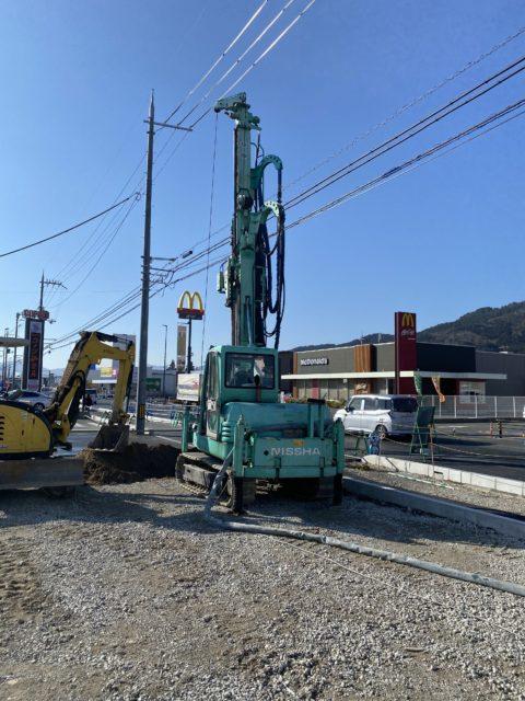 亀岡市 地盤改良 DHJ-08