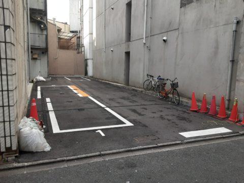 京都市東山区某柱状改良現場