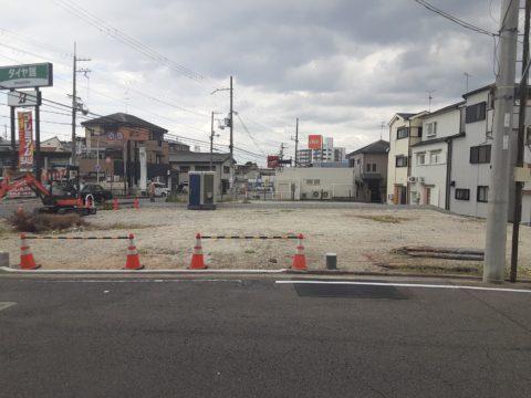 大阪府堺市某柱状改良現場